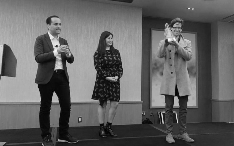 "Ganadores ""Mejor proyecto"", Disruption Days New York 2020"