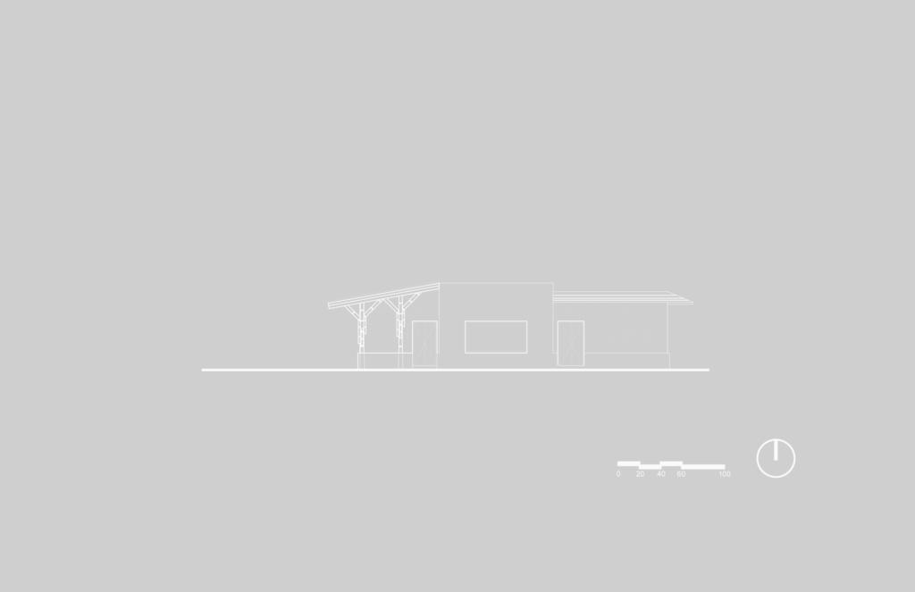 Montessori_blanco-Fachada Frontal E1-01