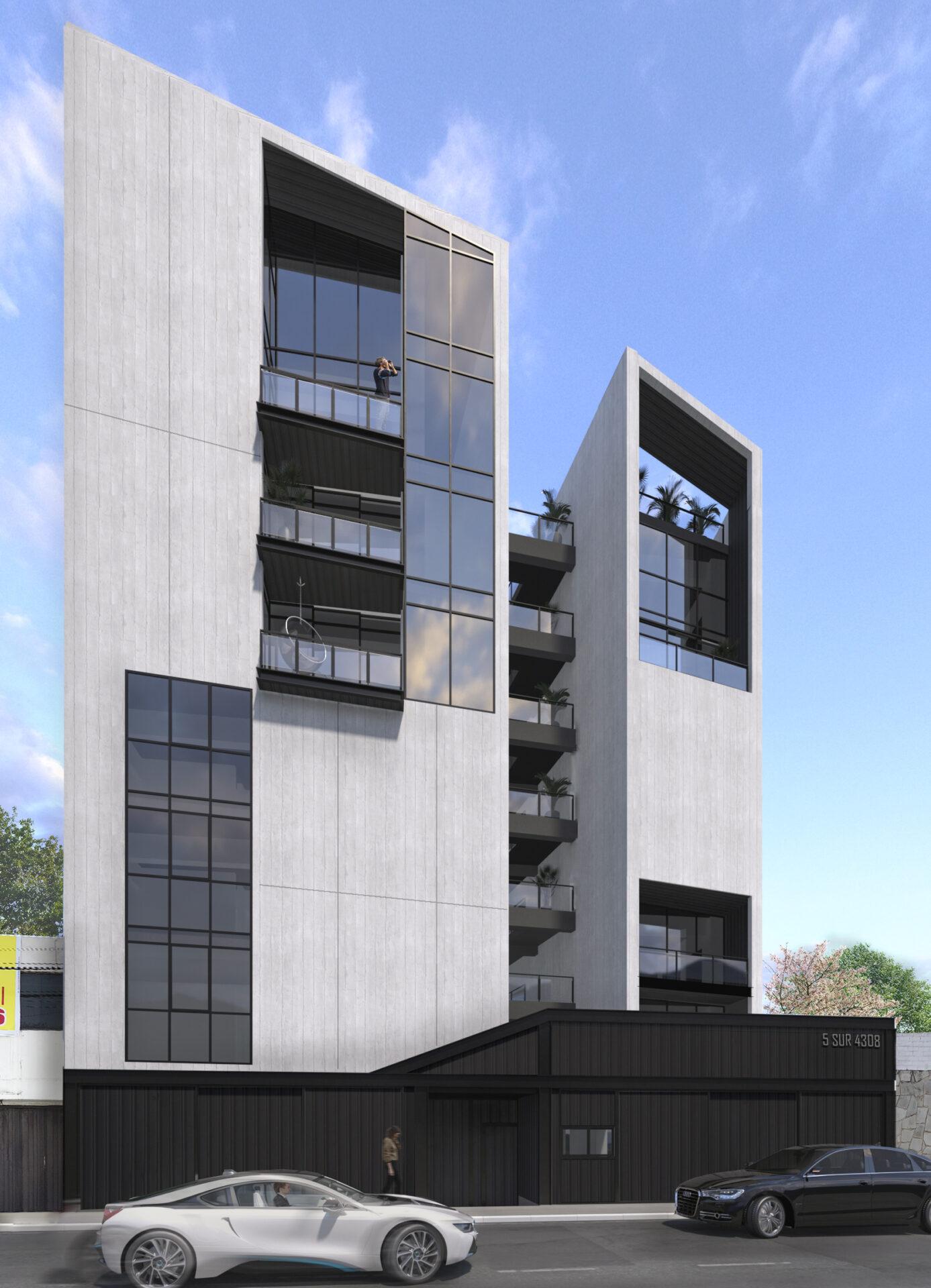Huexotitla Tower