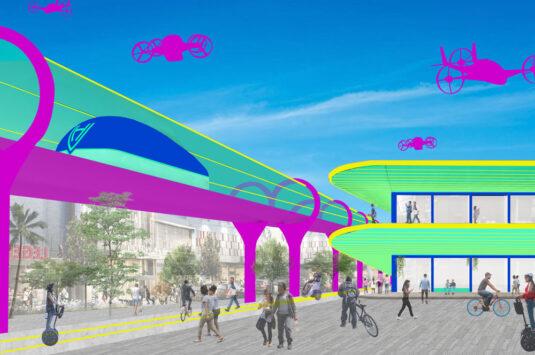 The future of malls