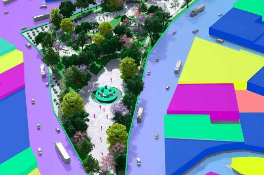 Parque Urbano Oaxaca