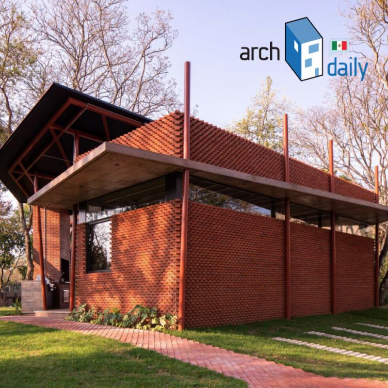 Extensión de vivienda Barrenechea – Archdaily MX